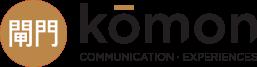 Kōmon - communication expériences